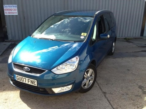 Ford Galaxy at Choice Vehicle Rentals
