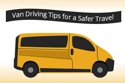 van driving tips