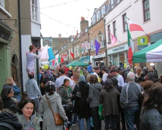 1.Brighton Festival