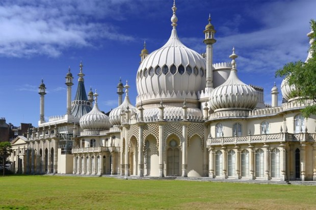 3.	Royal Pavilion