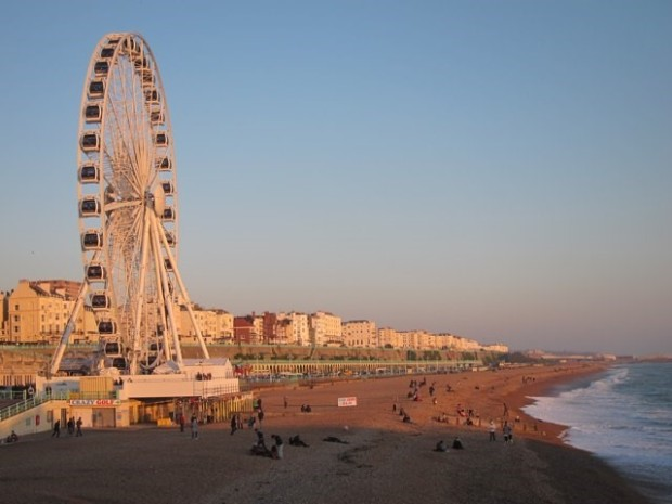 5.Brighton Wheel