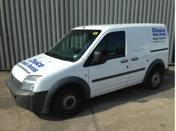 2 FORD TRANSIT CONNECT T200 L SWB 75 TDCI